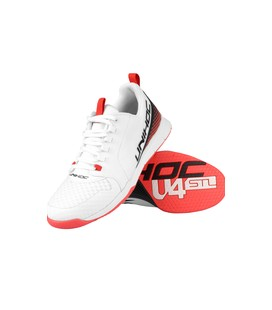 UNIHOC U4 STL white/red